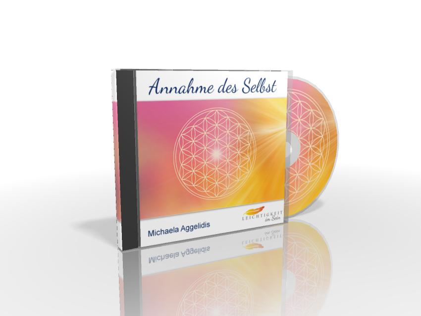 CD4- Annahme-des-Selbst_mit_CD -DEVA - Prozess von Michaela Aggelidis - Leichtigkeit im Sein